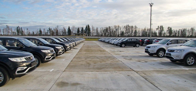 Рост цен на новые авто