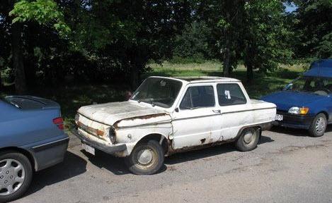 Автохлам в Минске