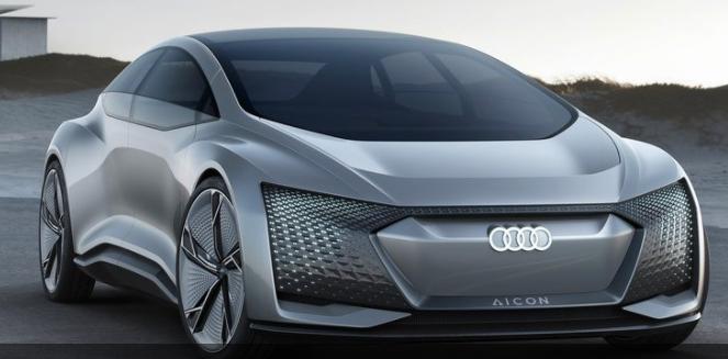 Aicon от Audi