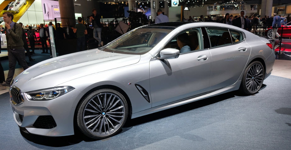 BMW THE8