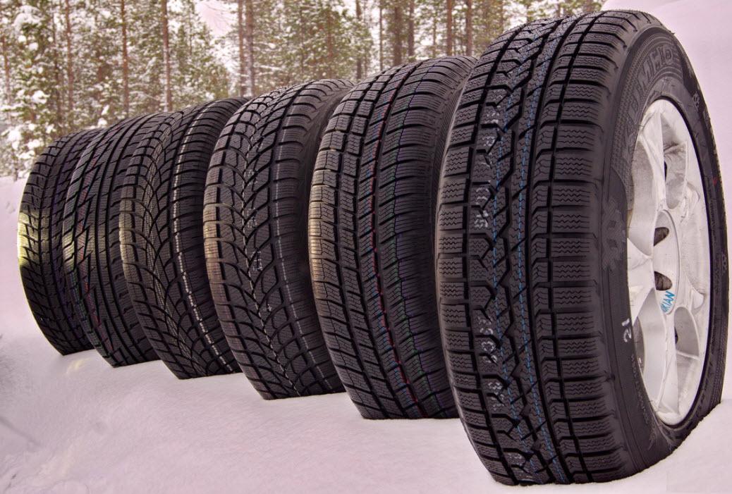 Зимине шины в Беларуси