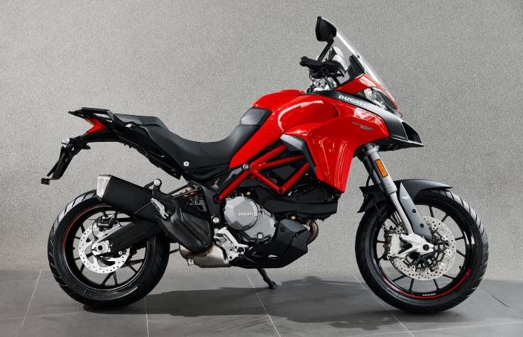 Итальянские мотоциклы Ducati