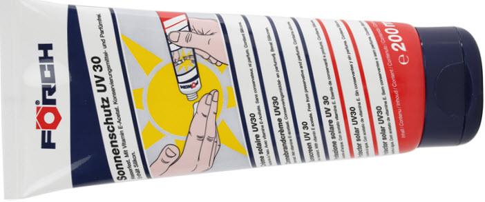 Солнцезащитный крем UV30